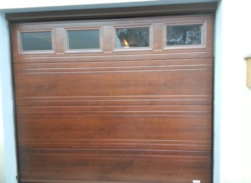 Web porte de garage plafond